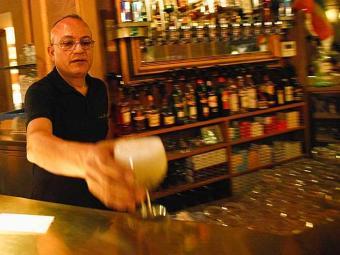Bebida alcoólica é uma das maiores causas da pancreatite - Foto: Agência Reuters