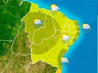 Chuvas devem continuar nesta sexta - Foto: Reprodução