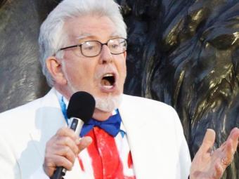 Harris é estrela da televisão briitânica desde os anos 60 - Foto: Arquivo   'Agência Reuters