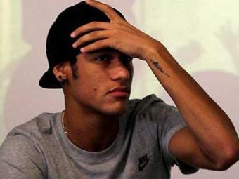 Neymar diz que o Santos vai crescer no momento certo - Foto: Agência Reuters