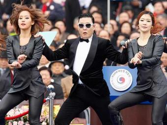 Psy lançou novo single para 119 países - Foto: Agência Reuters