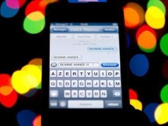 Uso de aplicativos para envio de mensagens por celular cresce na Europa e Ásia - Foto: Agência AFP