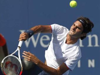Federer perde apenas para o sérvio Djokovic, que está com 12.900 pontos - Foto: Agência Reuters