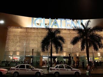 O Iguatemi encerrou o primeiro trimestre com alta de 47% no lucro líquido - Foto: Mila Cordeiro | Ag. A TARDE