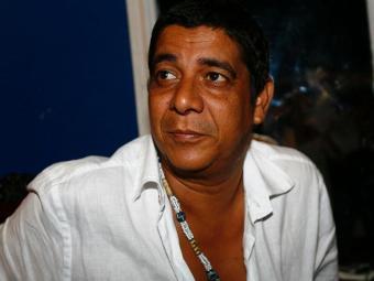 Zeca Pagodinho foi internado nesta segunda, 22 - Foto: Margarida Neide   Ag. A TARDE
