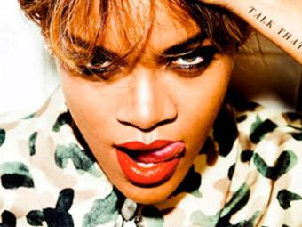 Rihanna fez a festa em uma boate nos Estados Unidos - Foto: Reprodução