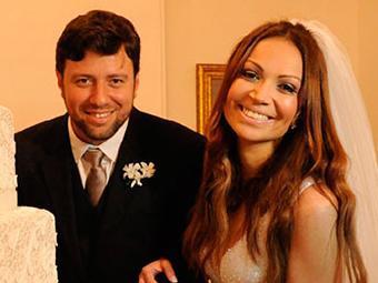 Solange e Miau se casaram em setembro de 2012 - Foto: Fred Pontes | Divulgação