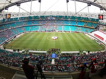 Sete áreas operacionais serão avaliadas na Arena Fonte Nova - Foto: Lúcio Távora | Agência A TARDE