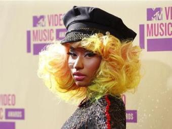 Nicki Minaj vai contracenar com Cameron Diaz - Foto: Reuters
