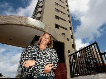 A síndica profissional Eunice Ribeiro - Foto: Mila Cordeiro | Ag. A TARDE
