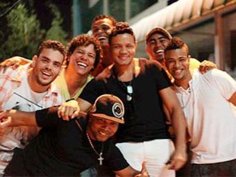 Samba Jam é formada por músicos do Hamornia - Foto: Divulgação