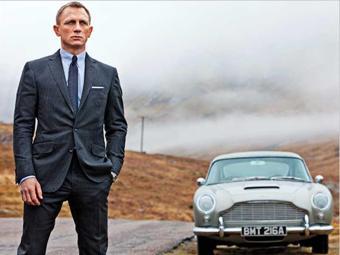 James Bond em cena de '007 - Operação Skyfall' - Foto: Reprodução | 007