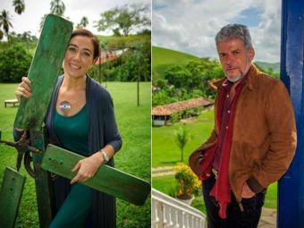 Atores estão confirmados no elenco da próxima novela das onze - Foto: TV Globo | Divulgação
