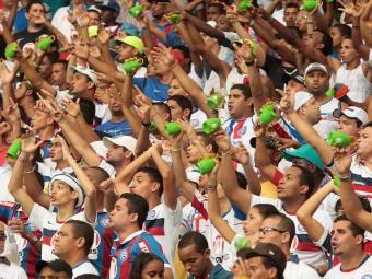 Tricolor recebe o Juazeiro na Arena Fonte Nova para começar a decidir vaga na decisão do Baianão - Foto: Eduardo Martins   Ag. A TARDE