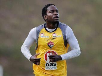 Artilheiro do Vitória na temporada, Marcelo Nicácio treina e pode voltar a campo contra Juazeirense - Foto: Eduardo Martins | Ag. A TARDE