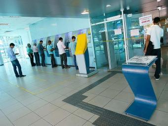 Banco do Brasil sofreu a maior punição: R$ 2,130 milhões - Foto: Marco Aurélio Martins | Ag. A TARDE