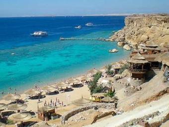 Hotel fica às margens do Mar Vermelho - Foto: Reprodução