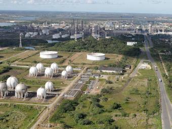 Acidente no Polo Petroquímico ocorreu no último dia 25 de abril - Foto: Carlos Casaes | Ag. A TARDE