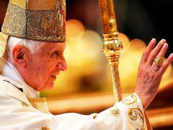 Bento está morando na residência papal de verão ao sul de Roma - Foto: Tony Gentile | Agência Reuters