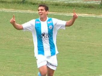 Novo reforço do Bahia, Potita se destacou no J. Malucelli, onde marcou nove gols no Estadual - Foto: Esporte Clube Bahia   Reprodução