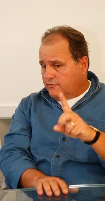 Geddel Vieira Lima, pré-candidato do PMDB ao governo do Estado - Foto: Margarida Neide | AG. A TARDE | 19.1.2011