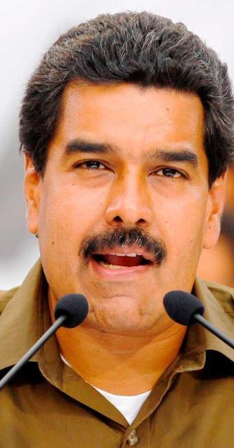 Maduro inicia campanha na terra de Hugo Chávez - Foto: Agência Reuters