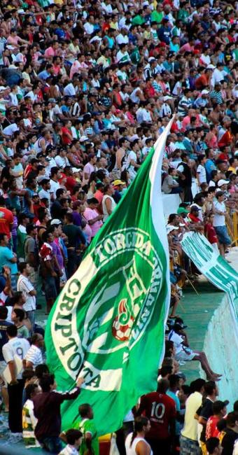 Torcida deve comparecer em bom número para empurrar o Bode na estreia da Copa do Brasil - Foto: Mário Bittencourt   Agência A TARDE