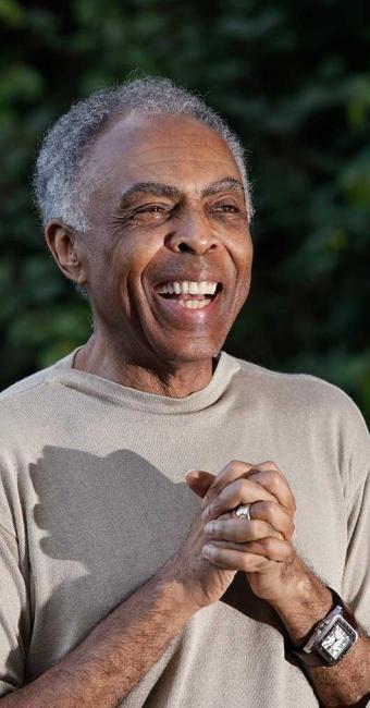 O artista baiano Gilberto Gil apadrinhou a 15ª edição do festival - Foto: Alexandre Brum | Ag. A TARDE