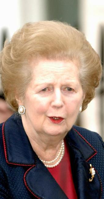 A ex-ministra morreu em consequência de um acidente vascular cerebral - Foto: AFP   ANDREW STUART