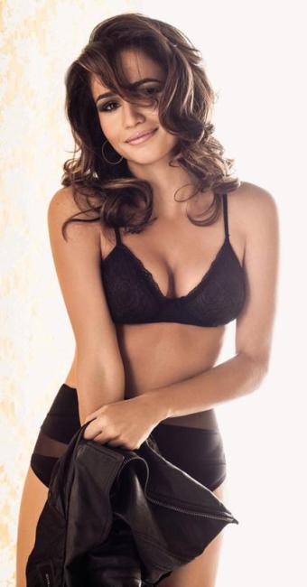 Nanda Costa mostra suas curvas em revista masculina - Foto: Divulgação | Playboy