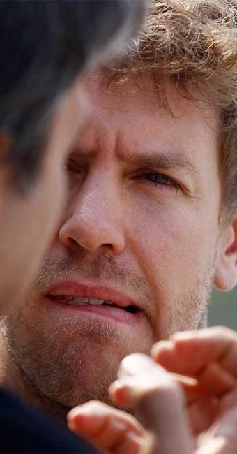 Piloto da RBR está preocupado com os pontos - Foto: Agência Reuters