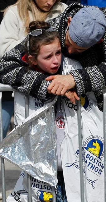 Explosão causou pânico e dor na cidade de Boston - Foto: Jessica Rinaldi | Reuters