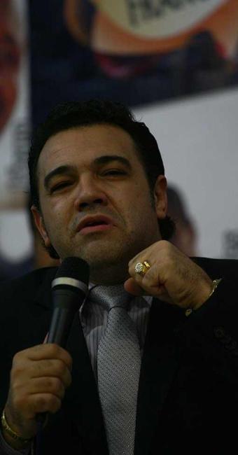 Deputado Marcos Feliciano presidente da Comissão de Direitos Humanos e Minorias - Foto: Fernando Amorim | Ag. A TARDE