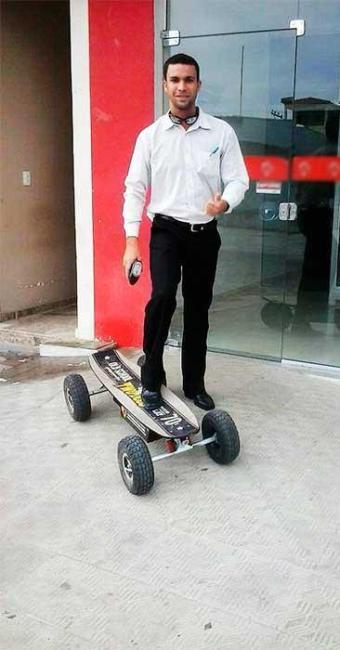 João estava internado na UTI desde domingo, quando sofreu o acidente - Foto: Reprodução | Facebook