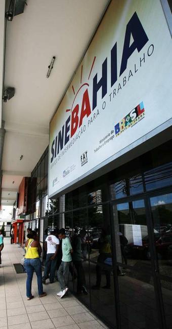 Sine fica situado na Avenida ACM, no Edifício Torres do Iguatemi - Foto: Erik Salles | Agência A TARDE