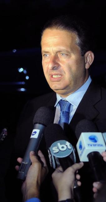 Eduardo Campos (PSB) deve sair candidato à presidência - Foto: Fabio Rodrigues Pozzebom | Ag. Brasil