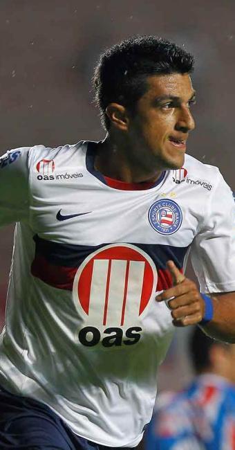 Escolhido para substituir o lesionado Hélder, Jéferson ganha nova chance como titular no Bahia - Foto: Eduardo Martins | Ag. A TARDE