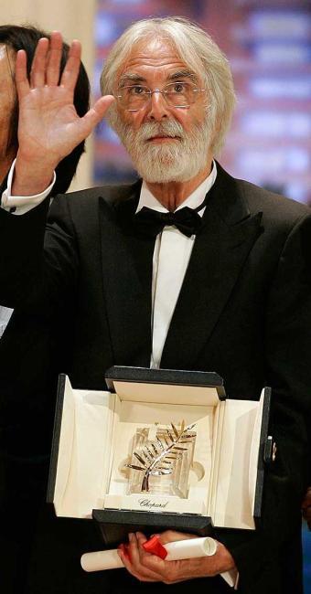 Haneke ganhou duas Palmas de Ouro e um Oscar - Foto: Lionel Cironneau   AP Photo