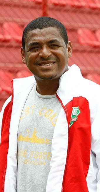 Ex-jogador é o atual vice-presidente do Grêmio Osasco-SP - Foto: Marcos Bezerra | Futura Press