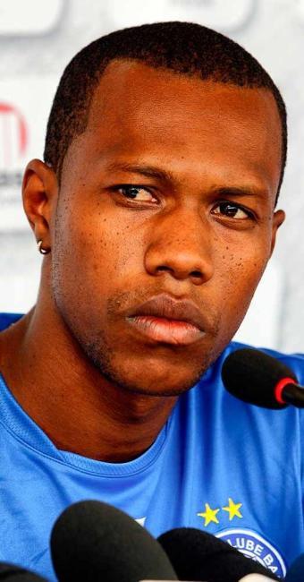 Brinner tinha contrato até o final do ano, mas não conquista espaço e deixa o Bahia - Foto: Marco Aurélio Martins   Ag. A TARDE