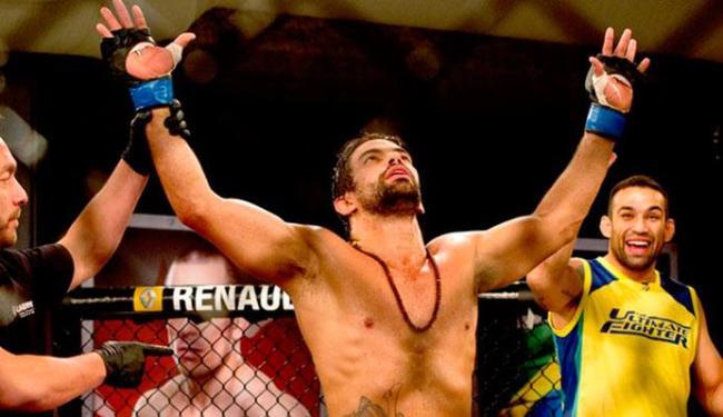 Yan Cabral venceu mas sofreu uma lesão na mão e pode ter que deixar a competição - Foto: TUF Brasil | Divulgação