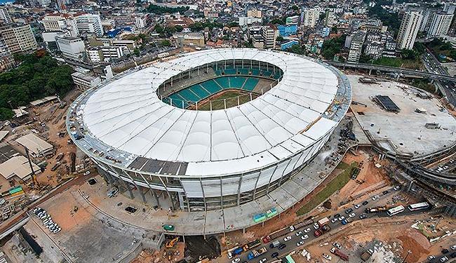 Cervejaria vai pagar R$ 10 milhões por ano para vincular nome à Arena Fonte Nova - Foto: Nilton Souza l Divulgação