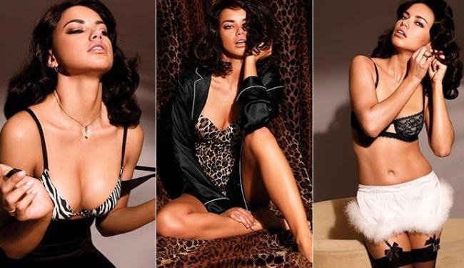 Adriana Lima mostra que será imbatível nessa lista da Models.com - Foto: Divulgação