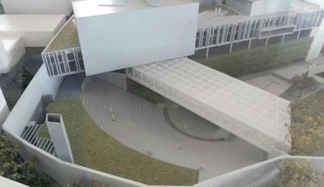 Confira maquete da nova Concha Acústica - Foto: Bruno Porciuncula | Ag. A TARDE