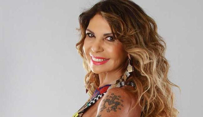 Cantora vai se apresentar no Barra Hall na sexta-feira, 26 - Foto: Divulgação