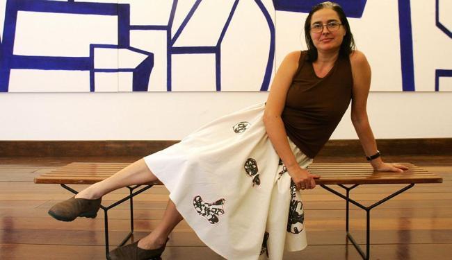 Filha do maestro Tom Jobim, Beth Jobim expõe na Roberto Alban Galeria de Arte - Foto: Marco Antônio Teixeira | Divulgação