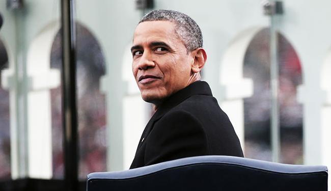 Presidente fez comentário durante um ato do Partido Democrata na Califórnia - Foto: AP Photo