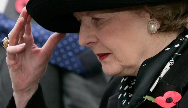 A ex-ministra morreu em consequência de um acidente vascular cerebral - Foto: Geoff Caddick | EFE