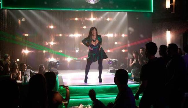 Filha de Gretchen, Thammy Miranda dançou