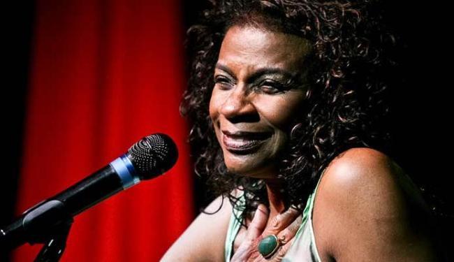 Zezé Motta faz o show Negra Melodia de quinta a domingo, na Caixa Cultural - Foto: Divulgação
